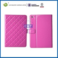 Hottest and elegant design wholesale for ipad case with stylus holder