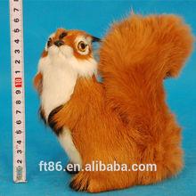 real plush lovely cute mini stuffed high quality squirrel stuffed animal plush