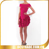 2014 hotest Sweetheart red sexy bodycon lace bandage dress
