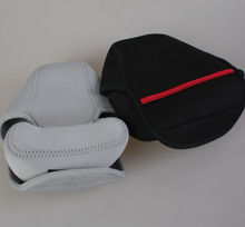 neoprene camera cover case bag, neoprene case for cameras, neoprene digital camera pouch