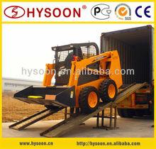 HYSOON best price multifunction skid steer loader like bobcat