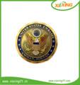 2014 lembrança de ouro antigo militar personalizado antigas moedas de bronze