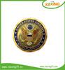 2014 souvenir gold military antique custom old brass coin
