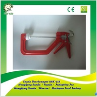 """6""""steel speed clamp for woodworking"""