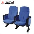 Leadcom tecido escola de sala de aula móveis com pp tábua de escrita( ls- 613ab)