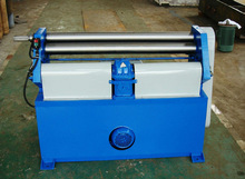 mechanical plate rolling machine from CHINA nantong in good quality