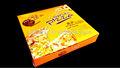 Hermosa y de calidad pero barato caja de pizza de china con eco- ambiente de papel