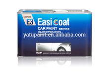 automotive paint colors chart