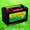 12V96AH SLI MF Maintenance Free Automotive Battery 59617 DIN96 Free Maintenance