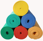 2014 made in China non-toxic new material colorful 2mm thin eva foam roll