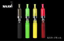 electronic cigarette KGO-1 week 2200mAh sailebao brand