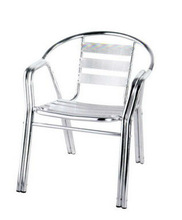 Aluminum Chair for cafe room