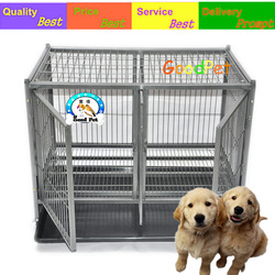 iron fence dog kennel for sale