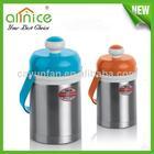 new design vacuum cooking pot/keep food warm insulated pot/burning pot food container