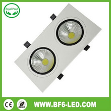 Good quality led retrofit recessed downlight rotatable