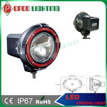 "Super Bright 9-36v IP67 4"" 35w/55w hid work light driving off road! truck"