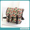 Custom canvas backpack&vintage canvas backpack&fashion cute canvas backpack