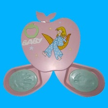 Special apple shaped resin photo frames