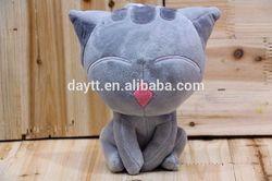 Carrefour supplier agency import toys china velboa cat plush