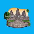 المغناطيس الراتنج بريميوم 3d انجكور وات في كمبوديا