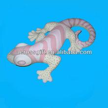 decorative ceramic geckos