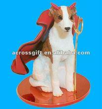 whippet dog,animal resin ornaments