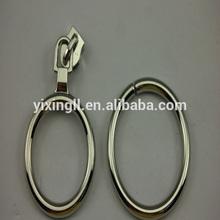 Custom metal ring for bag and garment metal o ring