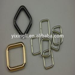 High Quality Handbag Accessories Metal Rings Hardware Metal Rings Bagsmetal pall ring