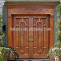 exterior luxo porta de madeira dupla projetos