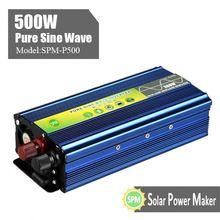 pv off grid inverter 300w 500w/500w power inverter/500w dc 24v to ac 220v inverter