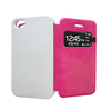 Newest many colors leather with 3D sublimation blank phone case