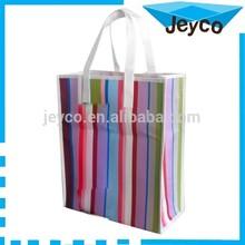 JEYCO BAGS Full laminated nonwoven shopping bag