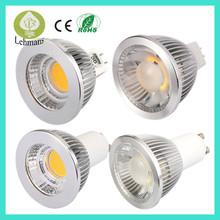 high quality high brightness best selling led dimmer gu10 5w shenzhen manufacturer