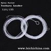 clear nylon fly fishing tenkara furled leader line
