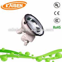 150W 300W flood induction lamp Aluminum outdoor light reflector