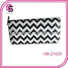zippered women ladies travel leather wallet sale chevron purse