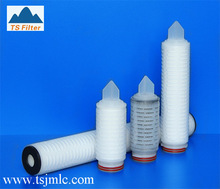 Glass Microfiber Membrane Cartridge Filters for Cell Separation /Protein Purification/ Sterilization/ Virus Removal & Water Mana