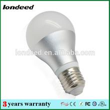 Warm led adapter bulb gu10 to e27