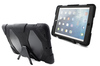 Military combo case for iPad Air with screen protector and kickstand