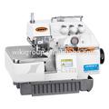 fh737 industrial de alta velocidade usado máquina de costura overlock parte quente qualidade boa venda