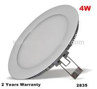 Round LED Panel light 4W 3W/4W/6W/9W/12W/15W/18W