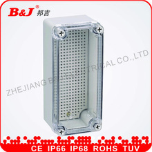 ip68 plastic enclosure/abs plastic box/electrical plastic box