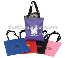 Colorful Reusable Non-woven Bag Shopping
