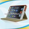 For Apple iPad mini accessories,popular stand leather case for ipad mini