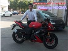 Horizon 350cc chinese racing motorcycle double cylinder powerful engine