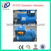 Brush single phase electric alternator 220v dynamo generator 2kw