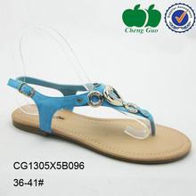 light blue ladies pu dress nude shoes