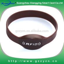 125KHz good quality & waterproof rfid chip tag bracelet