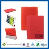 Factory new arrival leather cover cases for ipad2