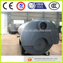 thermal efficiency 90% supply water TEM 85 return water TEM. 65 heavy oil hot water boilers